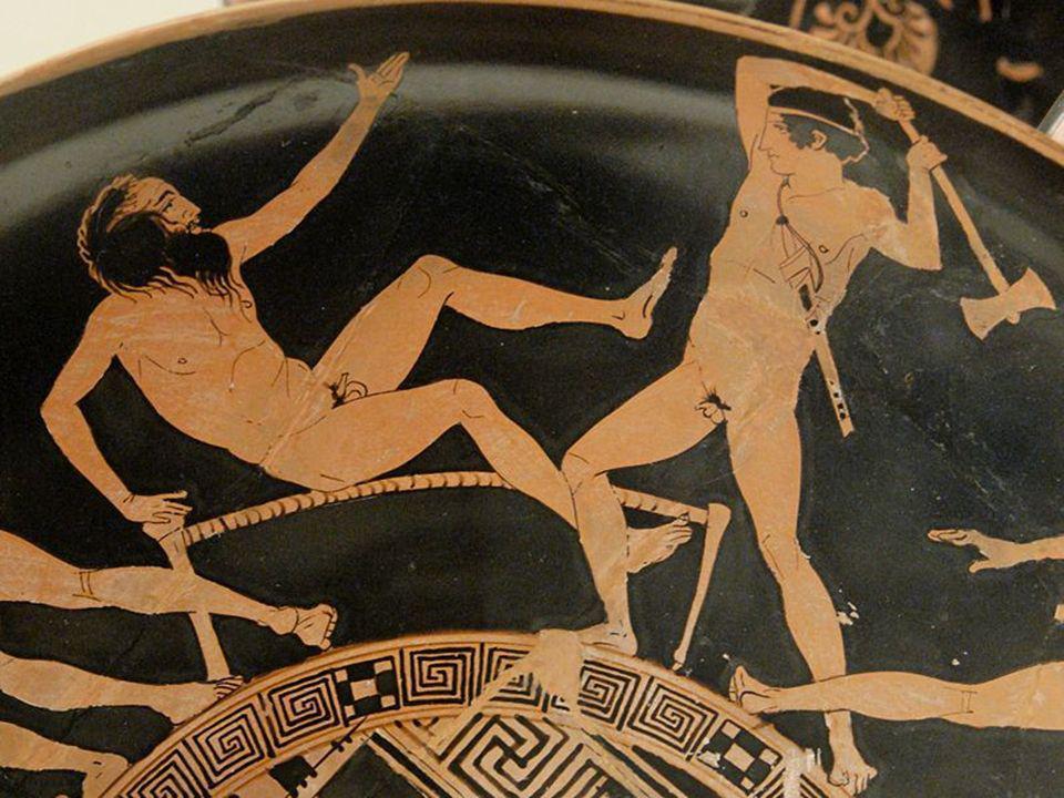 La educación de Aquiles por Quirión. Delacroix
