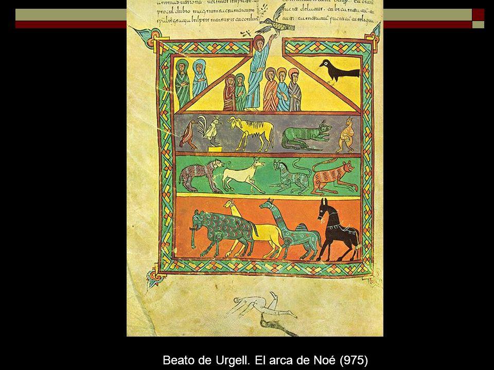 Beato de Urgell. El arca de Noé (975)