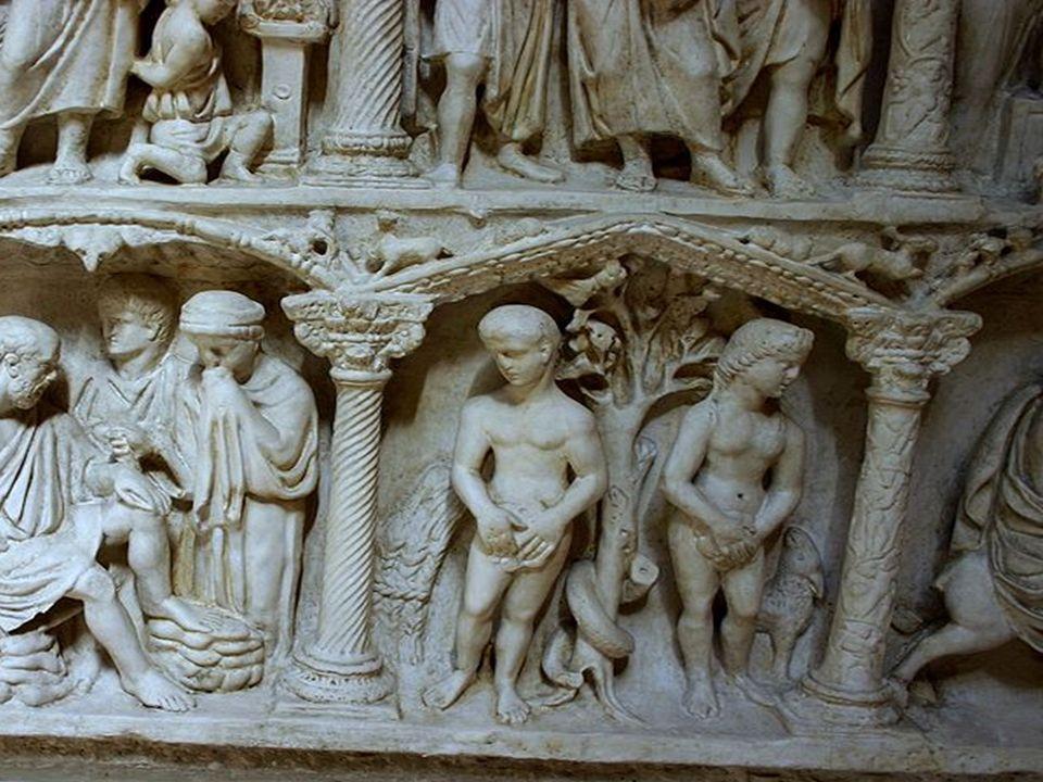 Sarcófago del prefecto Junio Basso, Roma, 359