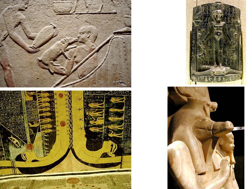 ARTE Continuidad y el orden.Monumentalidad, al servicio del faraón y la vida eterna.