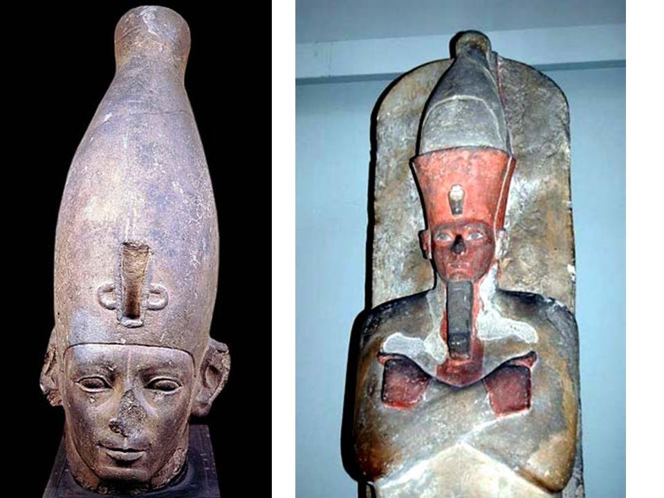 HISTORIA Surgen templos no funerarios, sí religiosos, como el de Sesostris I a Amón-ra, destruido.