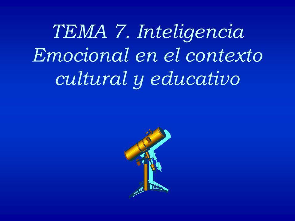 1.- Antecedentes históricos 2.- Modelos de inteligencia emocional y personalidad 2.1.