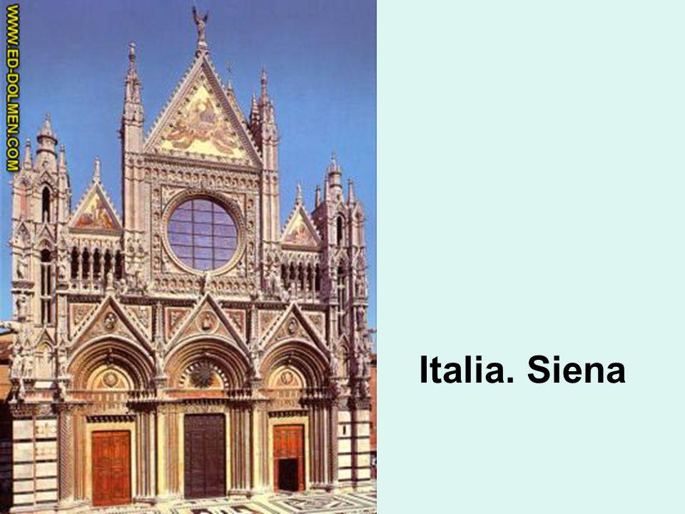 Italia. Siena
