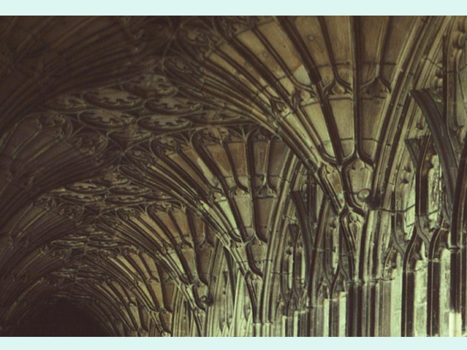 Inglaterra. Gótico perpendicular. Gloucester
