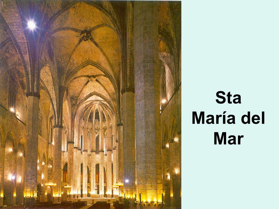Sta María del Mar