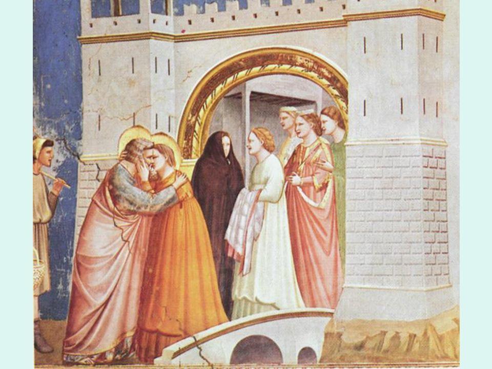 Trecento. Florencia. Giotto. Frescos capilla de la Arena de Padua