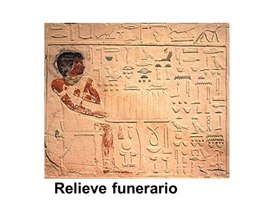 Relieve funerario