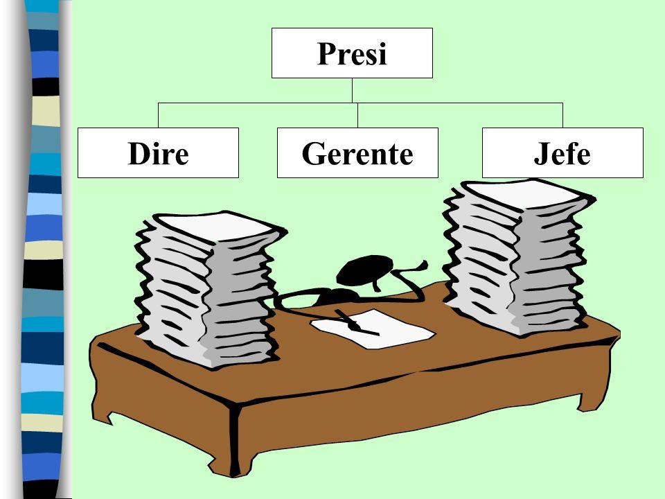 El poder formal en la organizacion Las facultades de direccion y organización determina las estructuras formales de poder en la empresa. La empresa ej