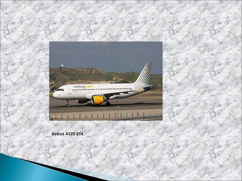 Airbus A320-214.