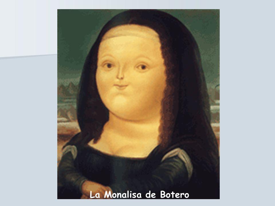 La Monalisa de Botero