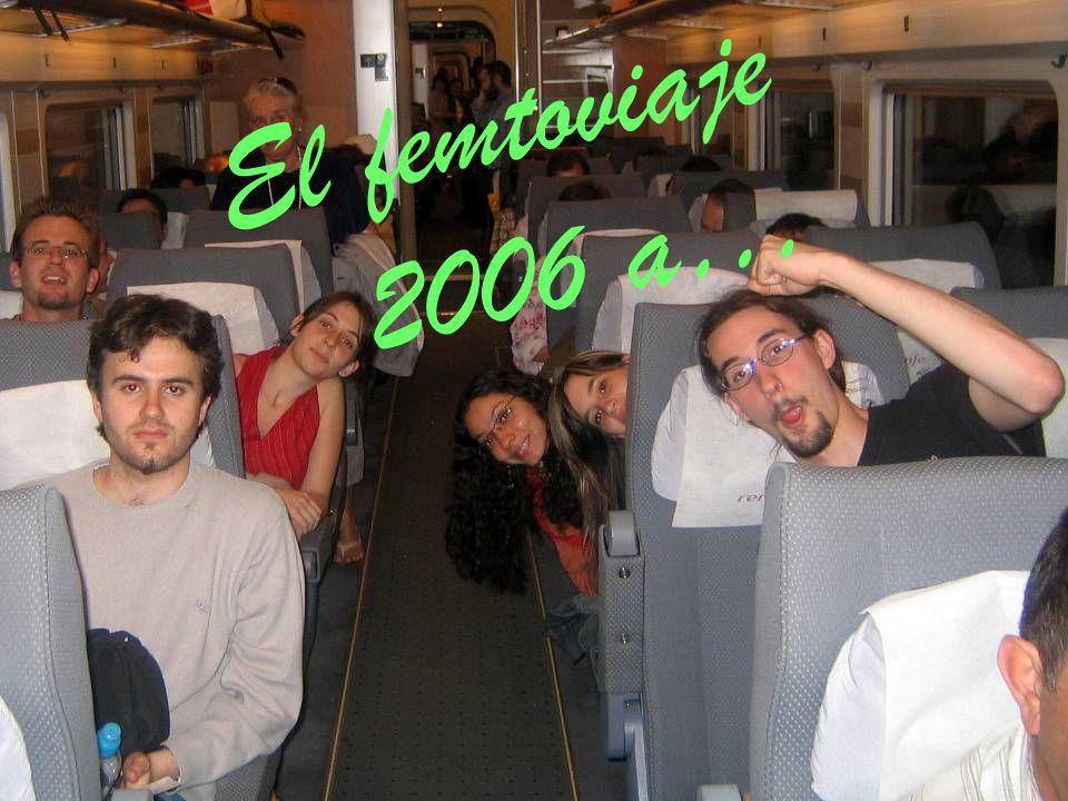 El femtoviaje 2006 a…