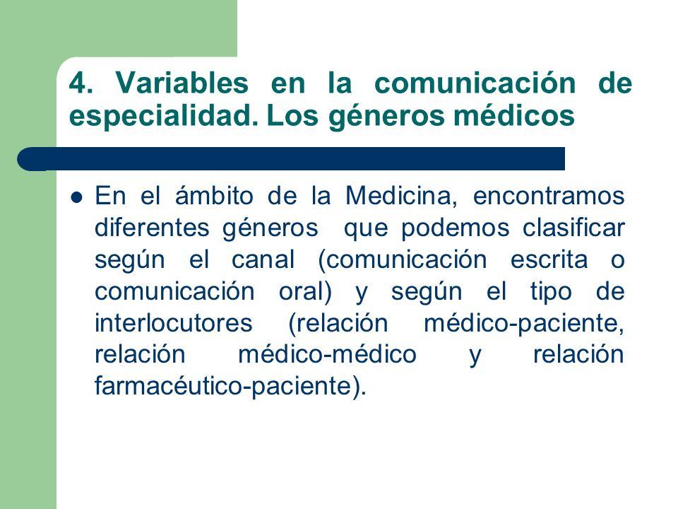 6.2.El caso clínico ¿Cuáles son sus recursos léxico-gramaticales prototípicos.