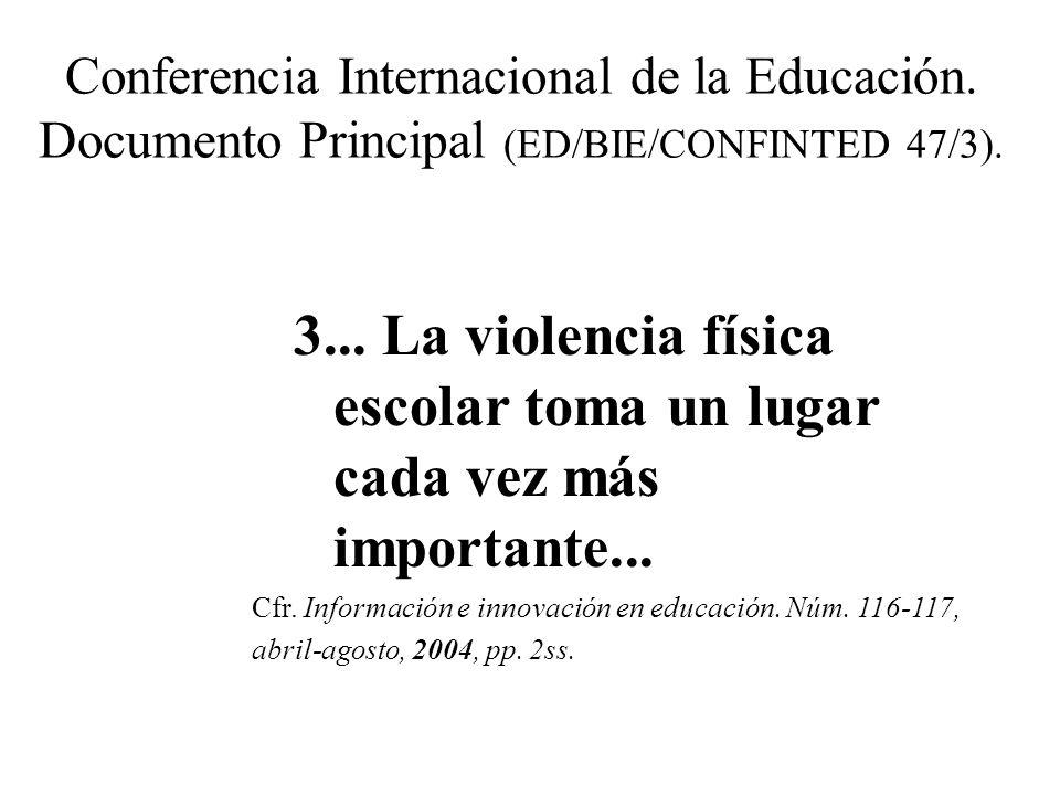 AUSENTISMO La Coordinadora en Alicante del programa de la UE para reducir el absentismo escolar, Elena Compañ, declaró el 18/febrero/2005 - con motivo