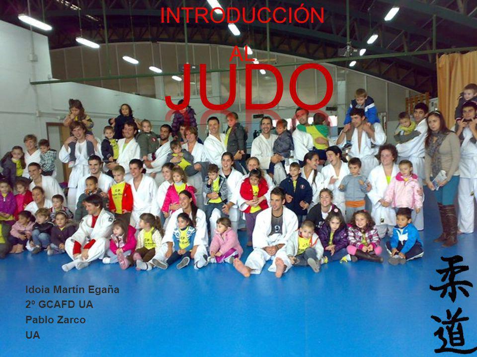 1.¿Qué es el Judo. 2. Valores del Judo 3. Quién puede practicarlo 4.