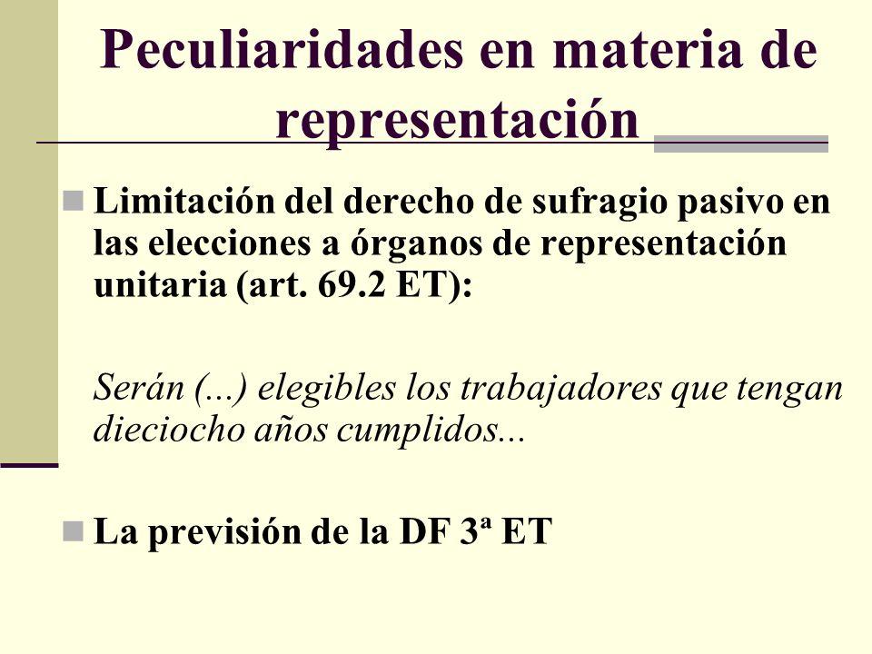 Régimen sancionatorio Se consideran infracciones muy graves: la transgresión de las normas sobre trabajo de menores contenidas en la legislación laboral (art.