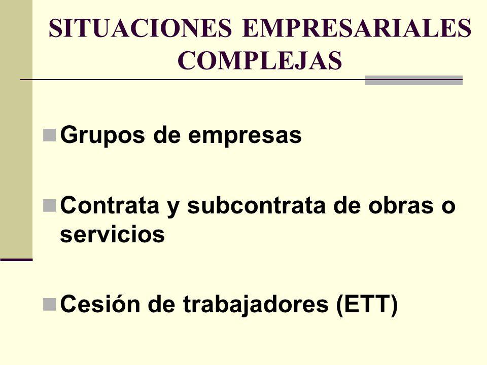 CONTRATA DE OBRAS Y SERVICIOS Empresa principal (contratante) Empr.