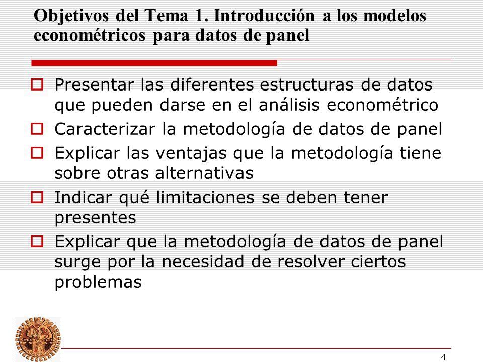 5 Objetivos del Apéndice A.