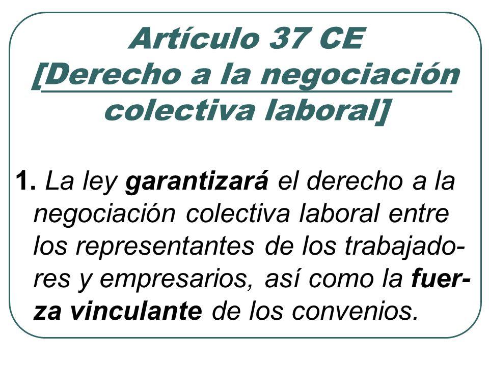 Artículo 3 ET.Fuentes de la relación laboral 1.