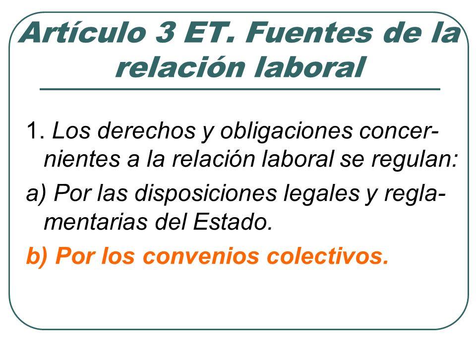 Artículo 82.Concepto y eficacia. 1.