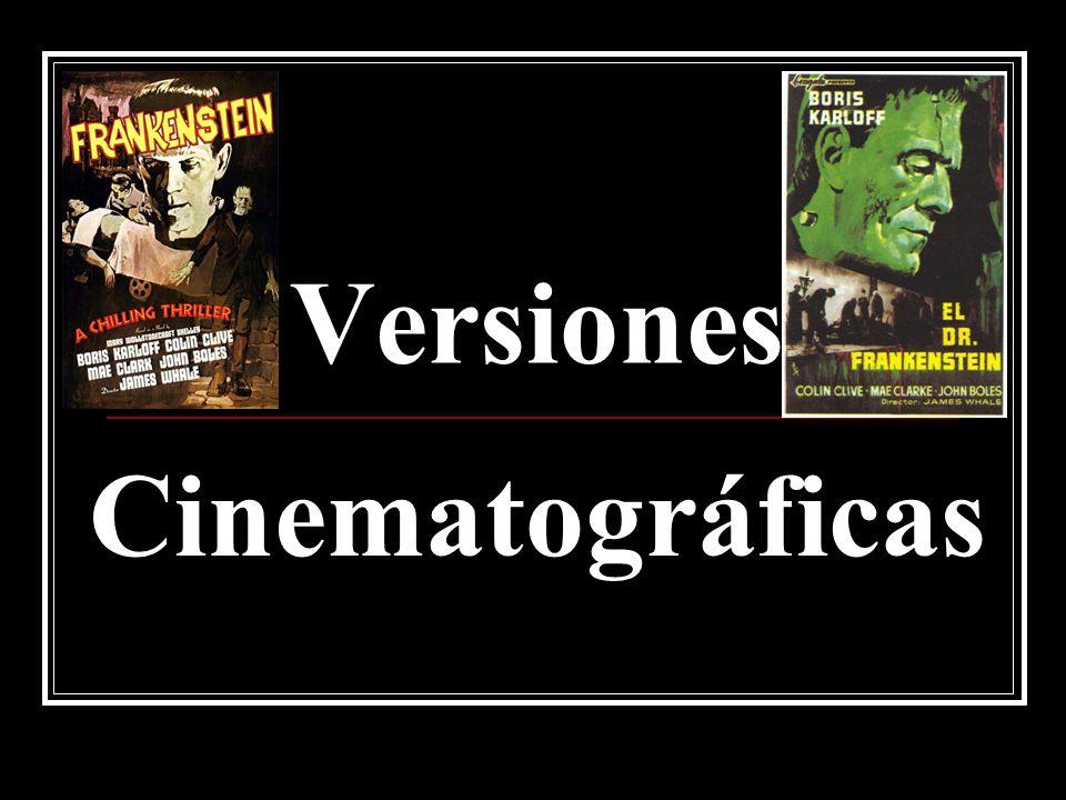 Versiones Cinematográficas