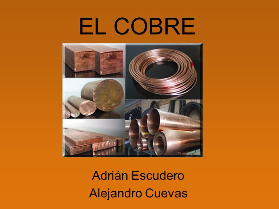 Introducción El cobre (del latín CŬPRUM, y éste del griego Kýpros), cuyo símbolo es Cu, es el elemento químico de número atómico 29.