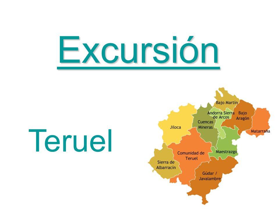 Excursión Teruel