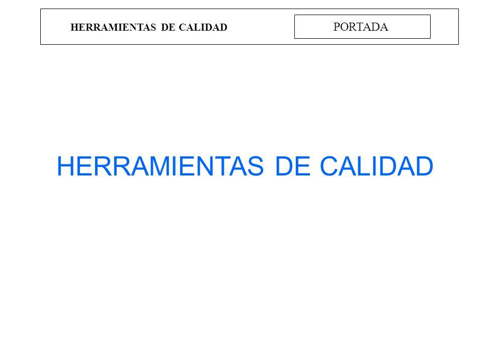HERRAMIENTAS DE CALIDAD PORTADA