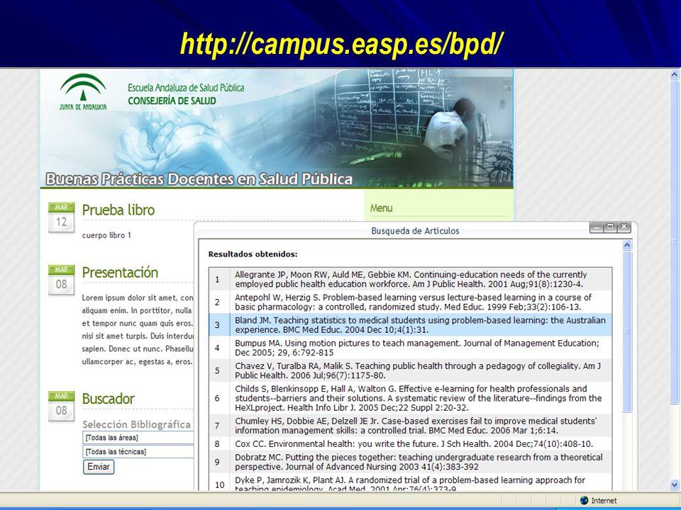 http://campus.easp.es/bpd/