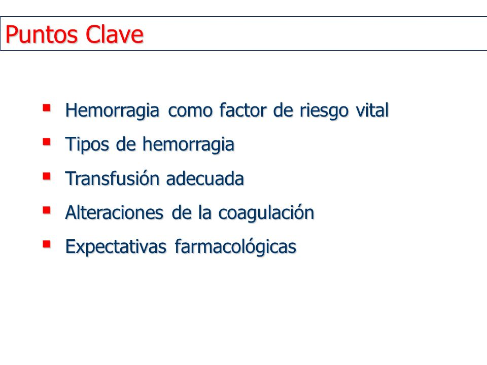 Clase IIClase II –15-30% pérdidas, volumen 800-1500 ml.