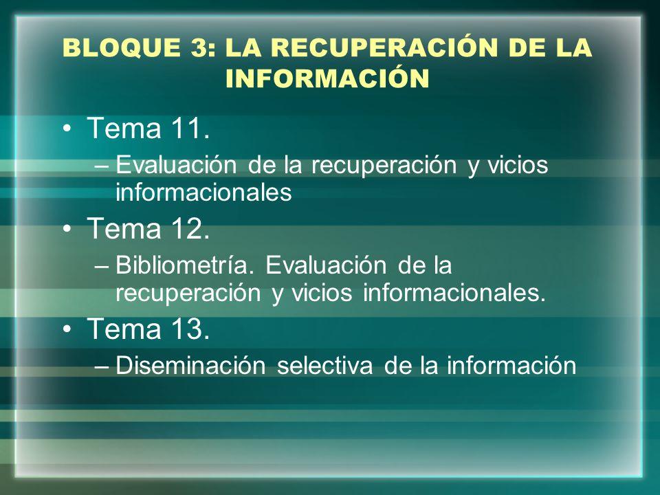 BLOQUE 4: INTERNET Tema 14.–Introducción a Internet.