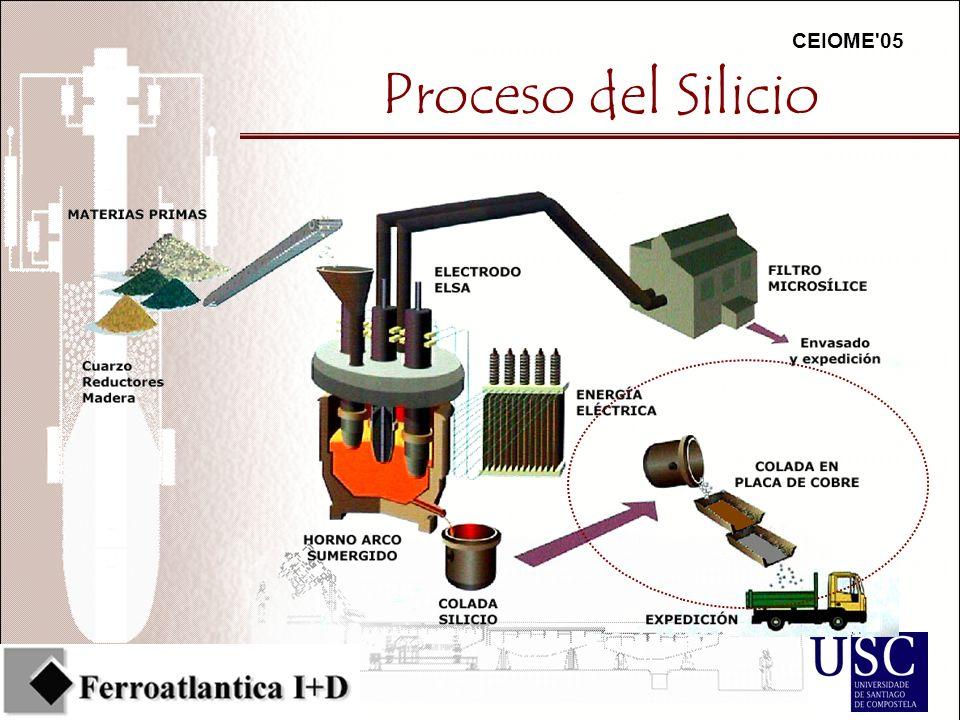 CEIOME 05 Proceso del Silicio