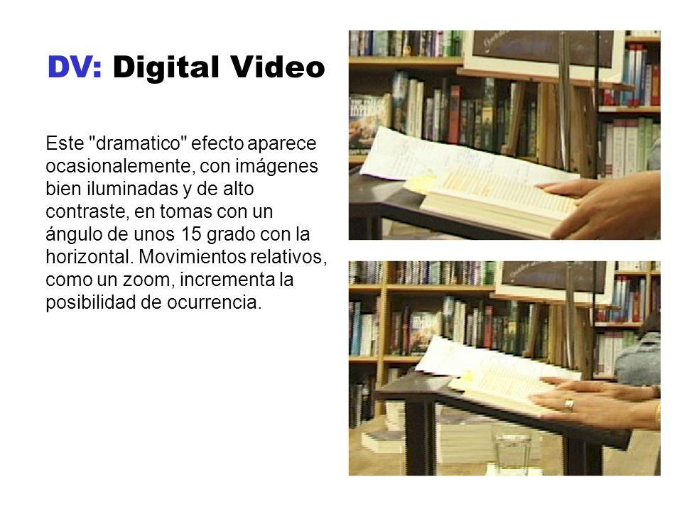 DV: Digital Video Este