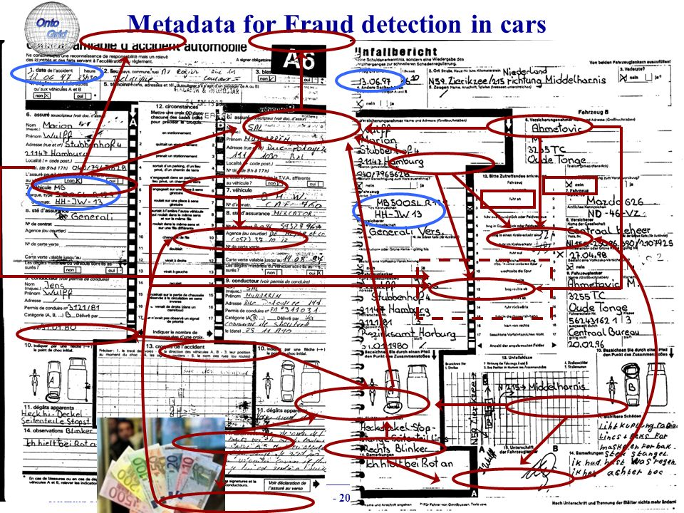 ©Asunción Gómez-Pérez - 19 Creating metadata for processing satelite information
