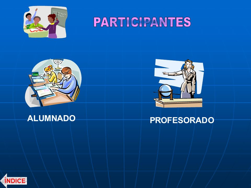 ALUMNADO PUNTOS FUERTES PUNTOS D É BILES PROPUESTAS DE MEJORA ORIENTACI Ó N PERSONAL Disposici ó n del profesor con el alumno.