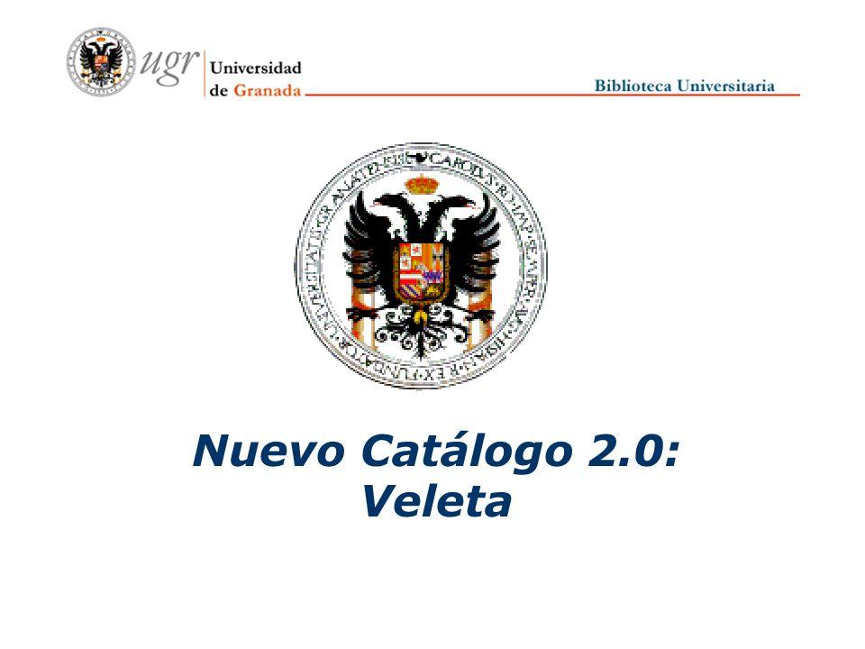 Nuevo Catálogo 2.0: Veleta