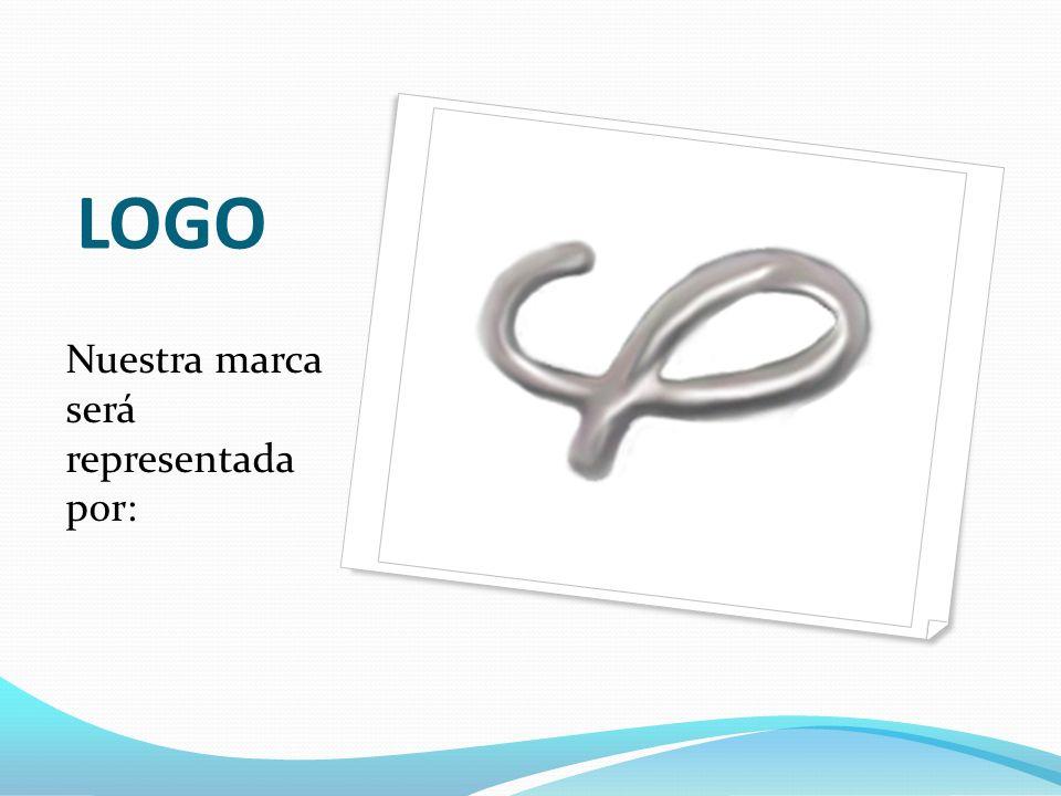 LOGO Nuestra marca será representada por: