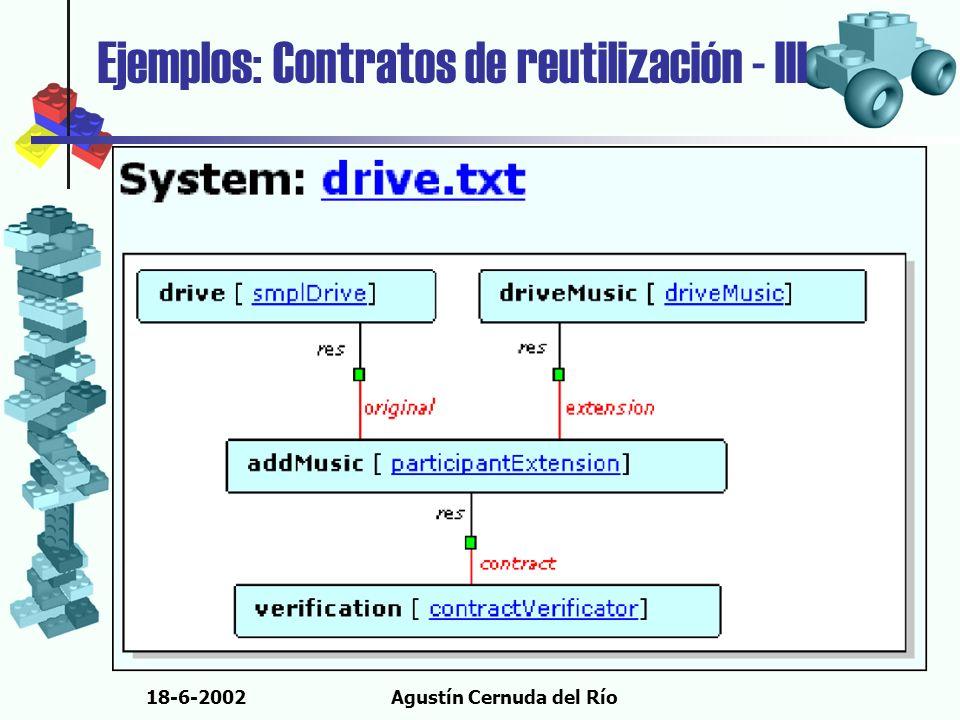 18-6-2002Agustín Cernuda del Río Type=smplDrive Sources=res BEGIN_RESTRICTIONS isContract($res$). participant($res$, smplDriver). participant($res$, s