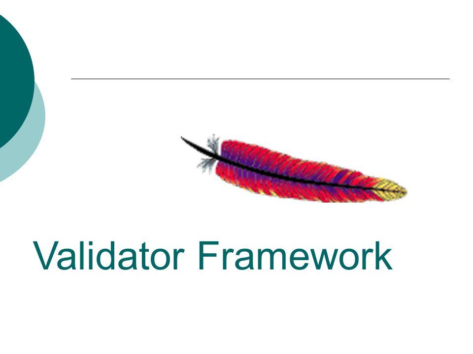Validator Framework