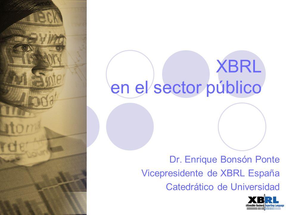 Gracias por su atención bonson@uhu.es www.aeca.es www.xbrl.org www.xbrl.org.es www.uhu.es/ijdar