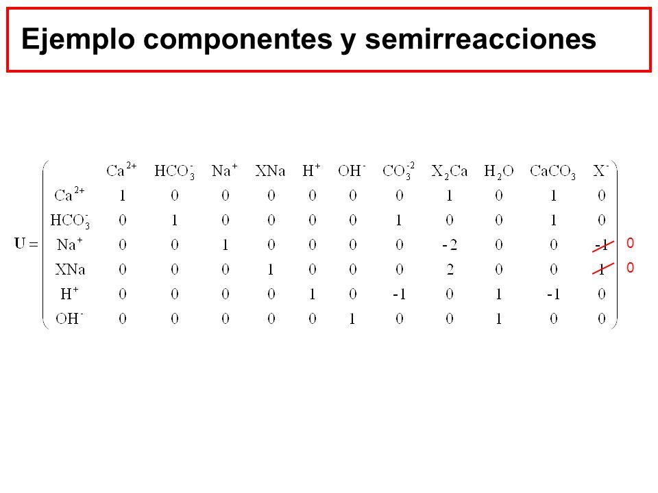 Ejemplo componentes y semirreacciones 0 0