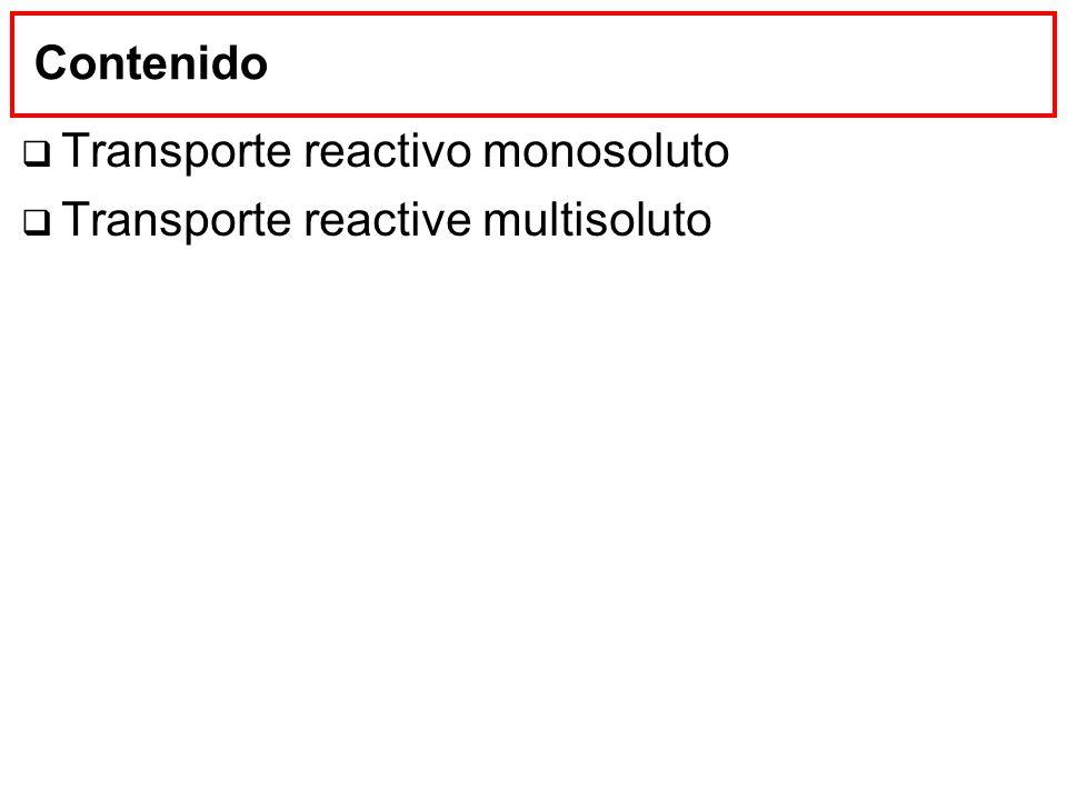 Especies primarias/secundarias ejemplo PrimariasSecundarias S1S1 S2S2 NrNr NrNr N c = N s –N r