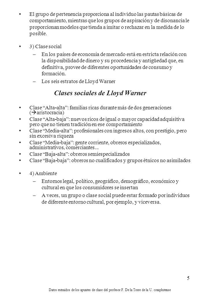 4 6) ESTILO DE VIDA –Forma de vivir y disponer del tiempo y del dinero, que configura hábitos y costumbres. –Conjunto de ideas, actitudes y actividade