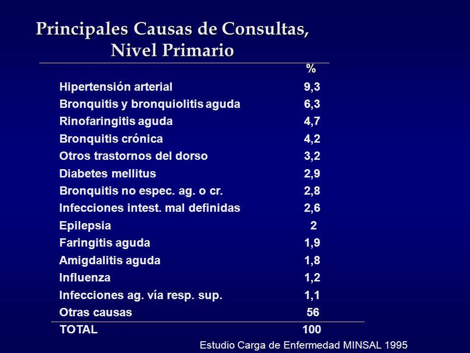 Esperanza de vida la nacer según períodos Chile 1965 - 2005 Período Ambos sexosHombres Mujeres 1965 - 70 60.6457.6463.75 1970 - 75 63.5760.4666.80 197