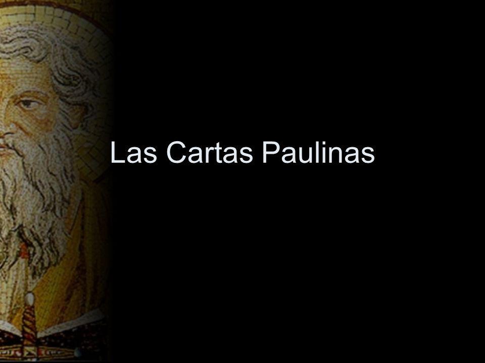 Las Cartas Paulinas
