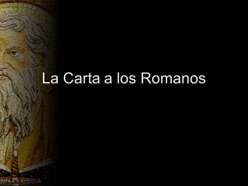La Carta a los Romanos