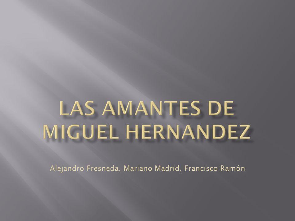 Alejandro Fresneda, Mariano Madrid, Francisco Ramón