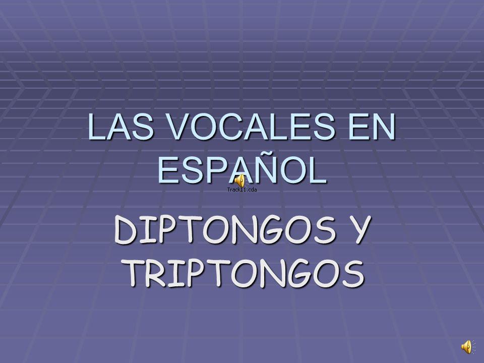 REGLAS DE ACENTUACIÓN Si el diptongo está formado por dos vocales cerradas (i,u), la tilde cae sobre la segunda vocal.