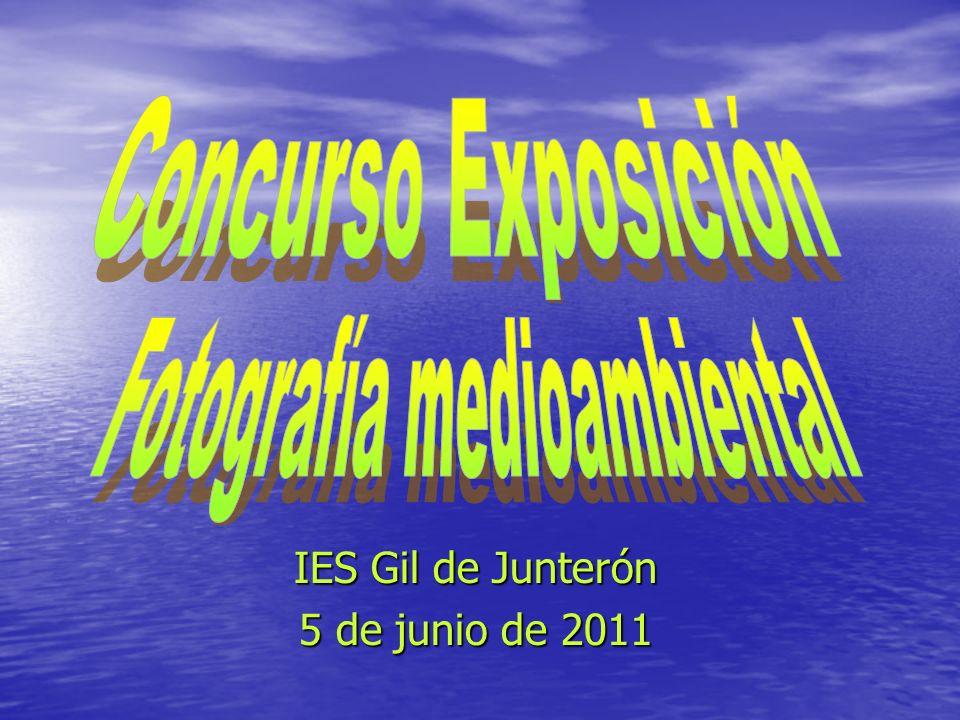 IES Gil de Junterón 5 de junio de 2011
