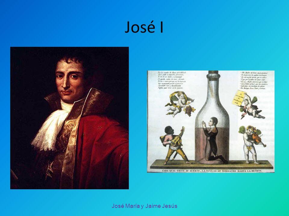 José I José María y Jaime Jesús