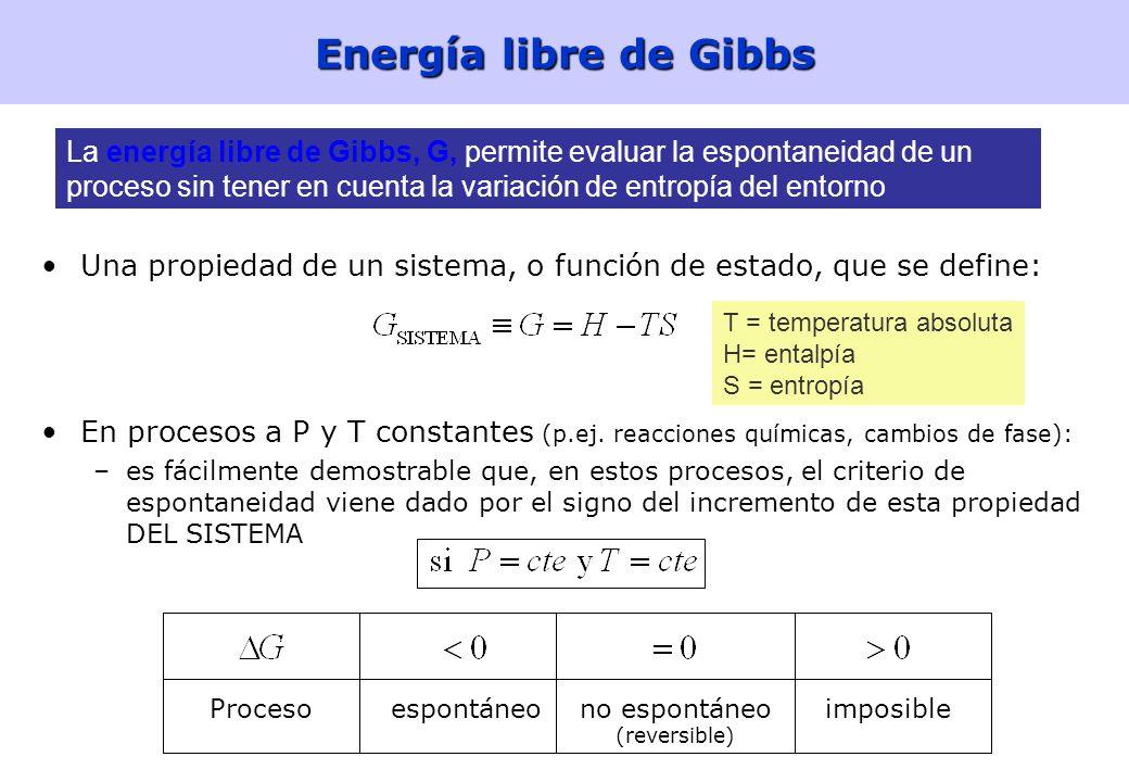 42 Tercera ley de la Termodinámica La entropía de cualquier sustancia a 0 K es igual a 0 (máximo orden).La entropía de cualquier sustancia a 0 K es ig
